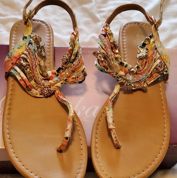 Paprika Shoes - Women's sandals